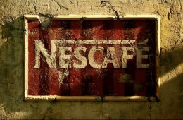 Nescafe Colonial